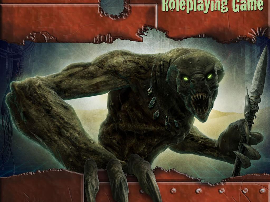 Metamorphosis Alpha Roleplaying Game's video poster