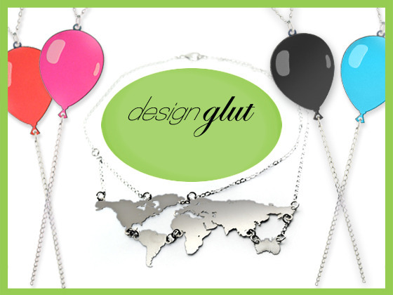 The future is shiny: Design Glut's new jewelry line's video poster