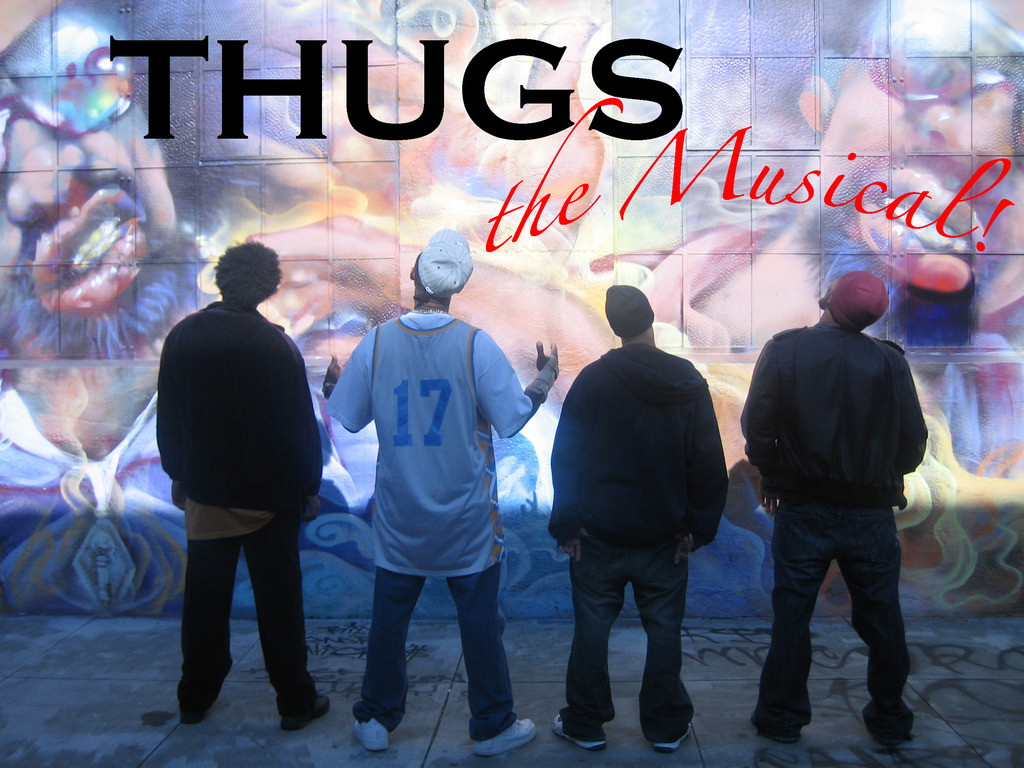 Thugs, The Musical - A Short Film's video poster