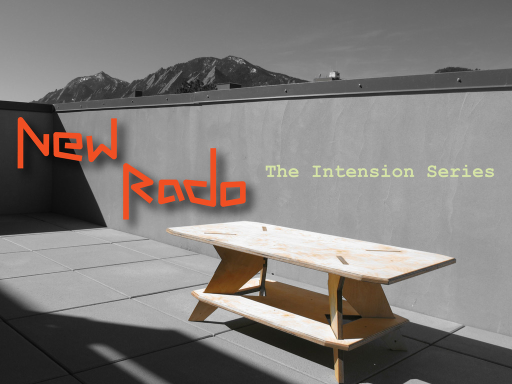 Intension Furniture Series's video poster
