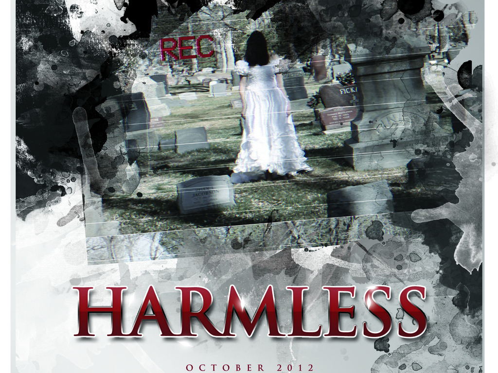 Harmless's video poster