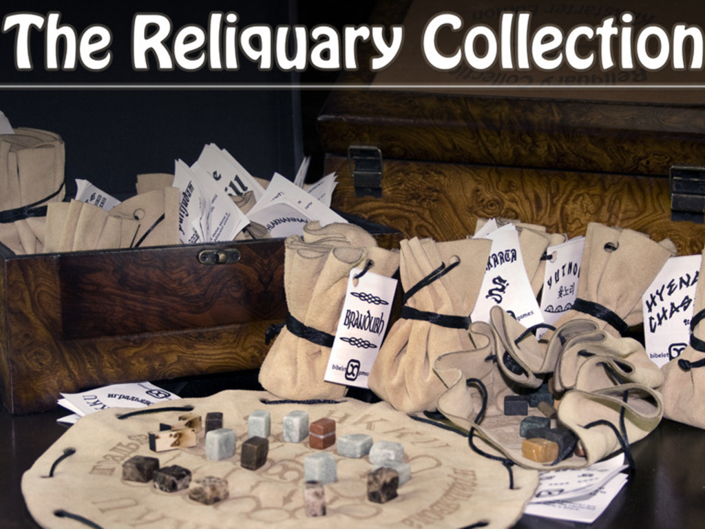 The Reliquary Collection's video poster