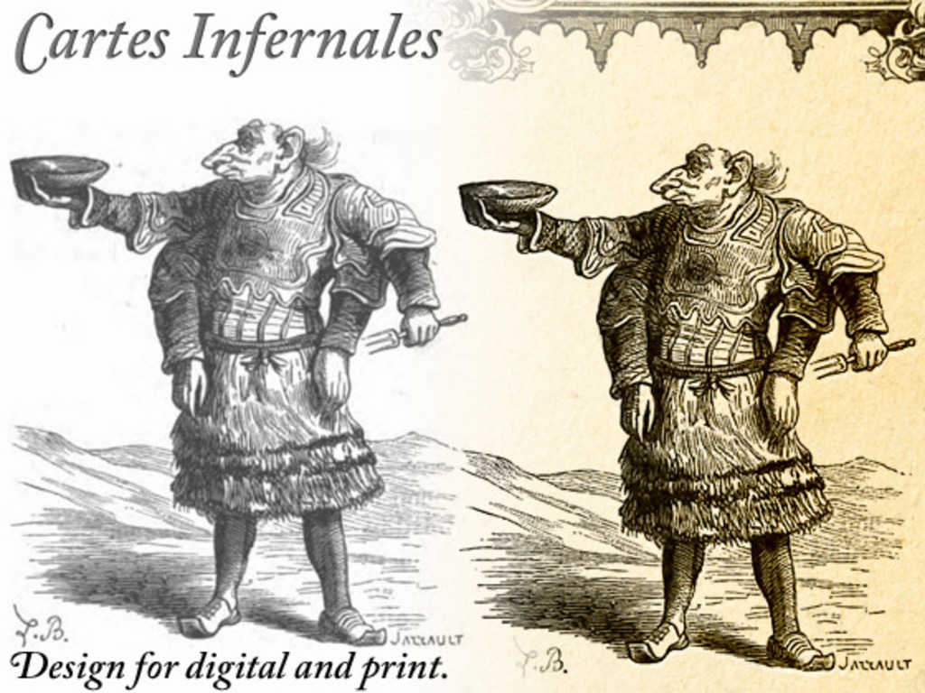 Cartes Infernales's video poster