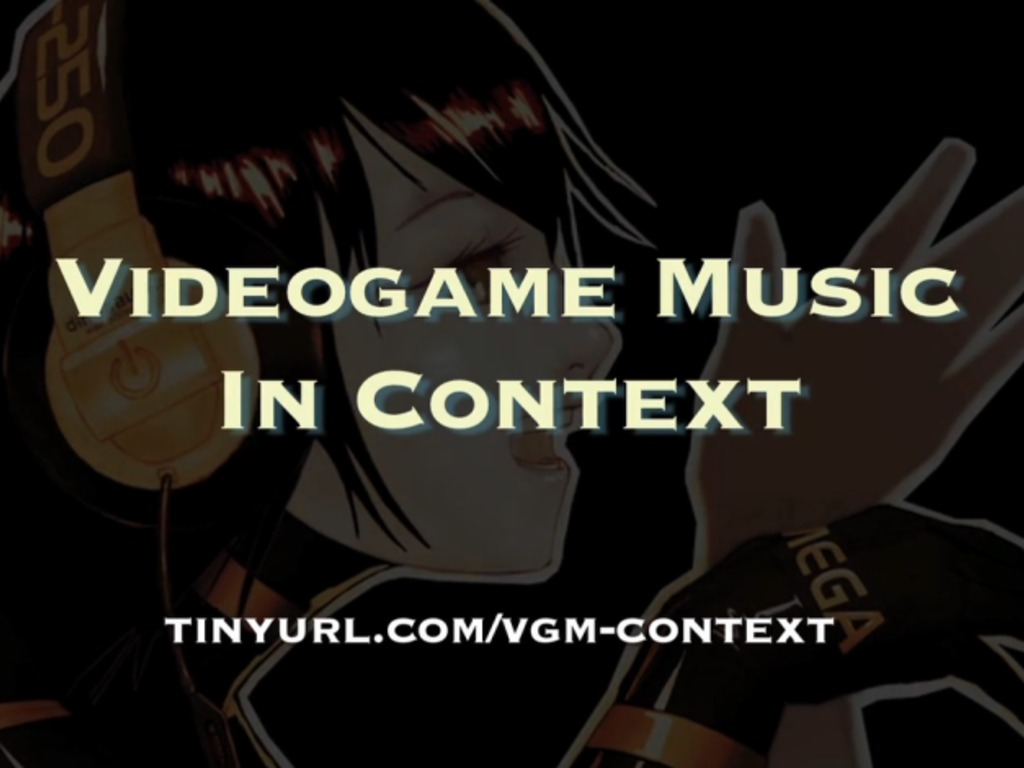 Videogame Music in Context: DVD Interview Series 's video poster