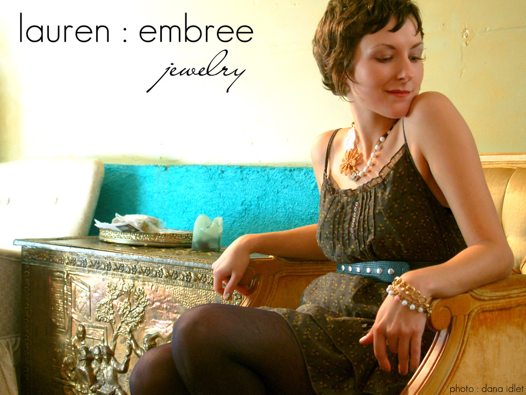 Launch Lauren Embree Jewelry Nationwide!'s video poster