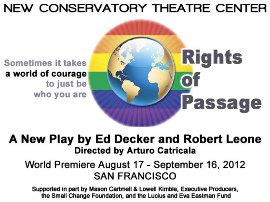 Rights of Passage's video poster
