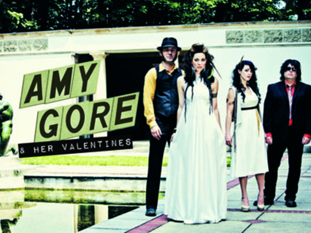 Amy Gore & Her Valentines Debut Album!'s video poster
