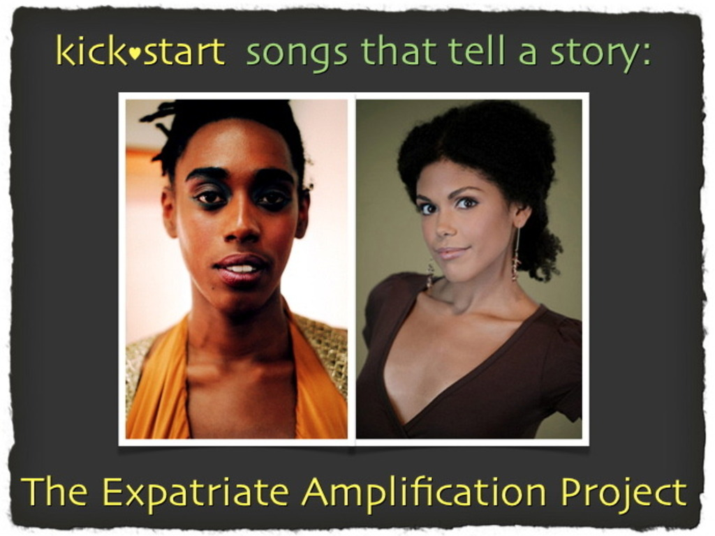 The Expatriate Amplification Project's video poster