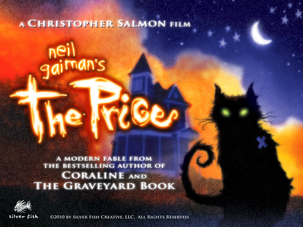 Neil Gaiman's The Price's video poster