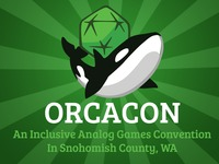 OrcaCon 2016 Game Convention