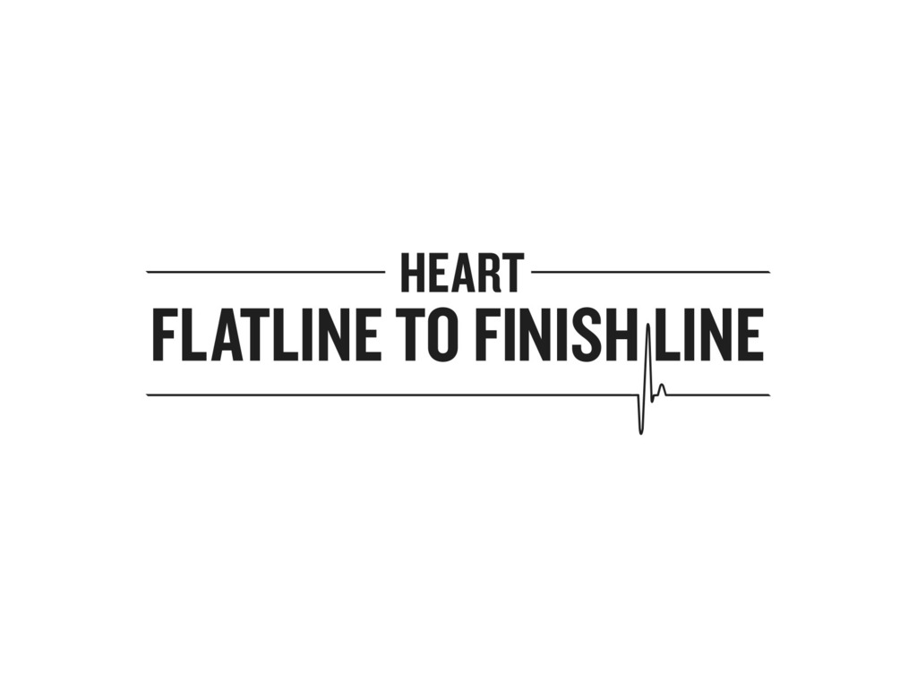 HEART: Flatline to Finish Line's video poster