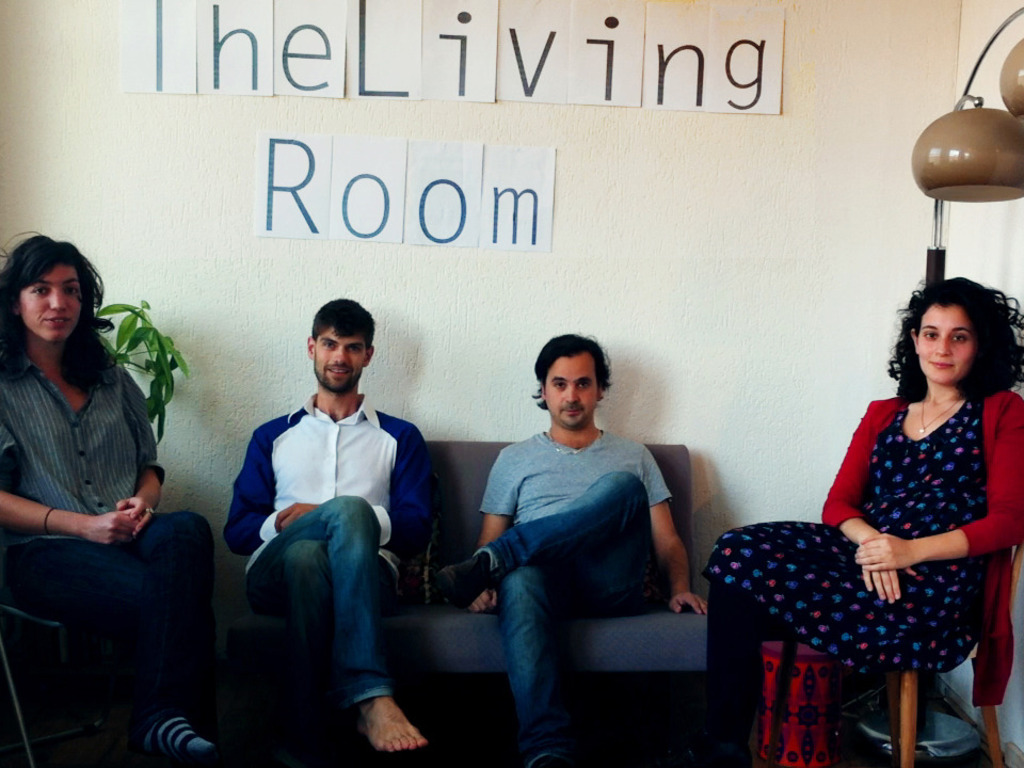 The Living Room- A Temporary art space in Amsterdam's video poster