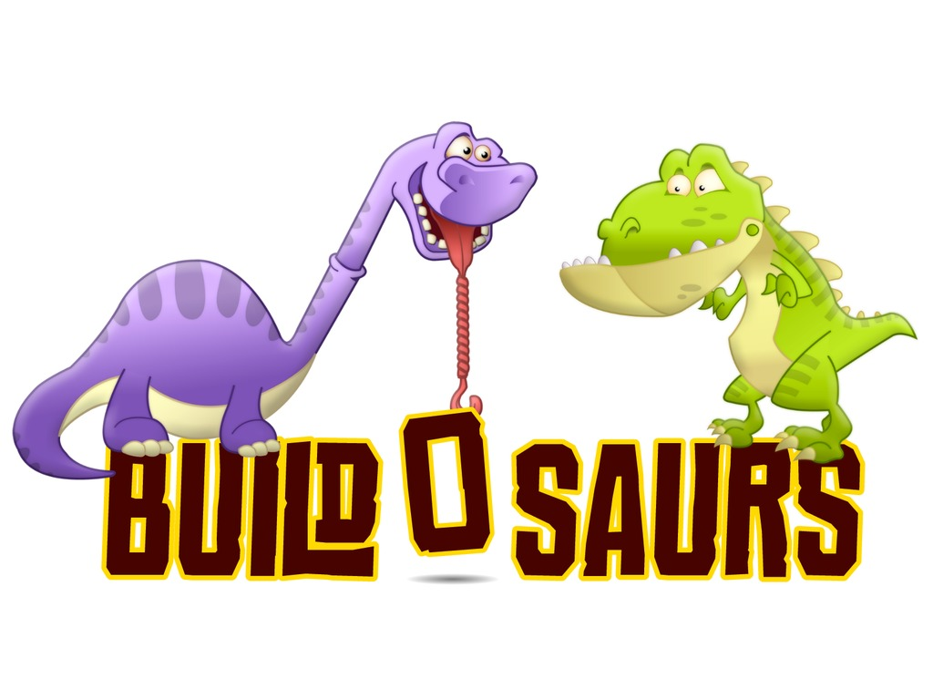 Build-o-saurs:  An interactive book app for kids's video poster