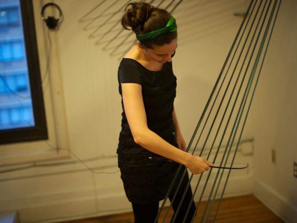 Strings's video poster