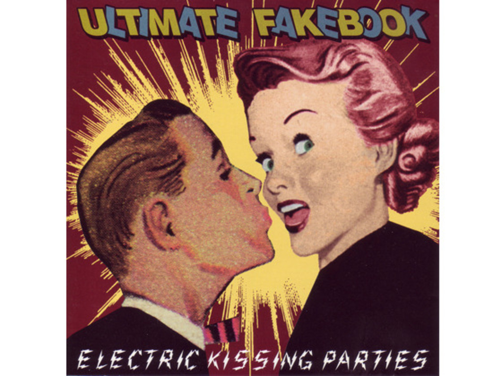 Ultimate Fakebook - Electric Kissing Parties Vinyl Release's video poster