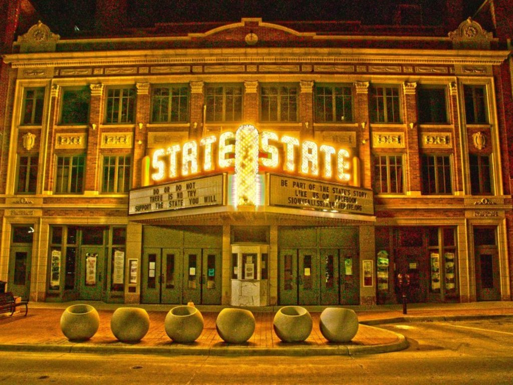 Party for the State Theatre, and seats's video poster