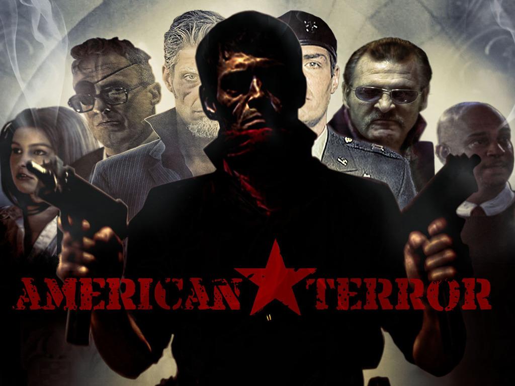 AMERICAN TERROR SHORT FILM's video poster