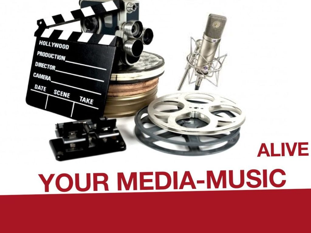 Your Media-Music Alive 's video poster