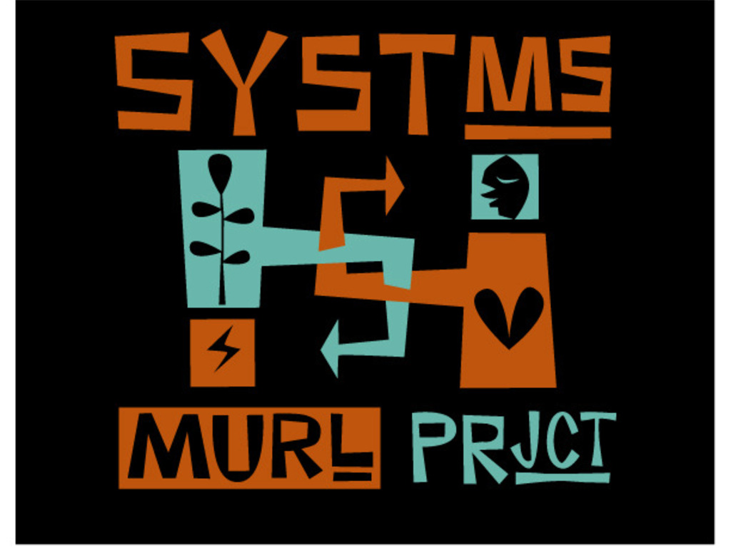 Systems Mural Project's video poster