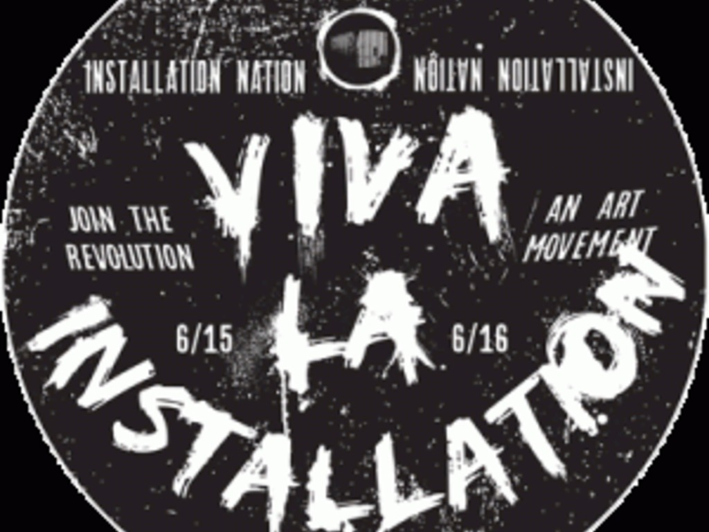 Installation Nation's video poster