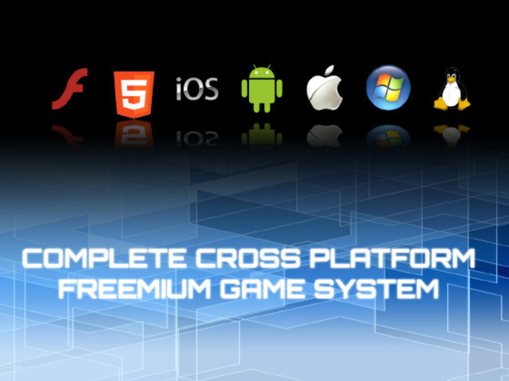 Complete Cross Platform Freemium Game System and Demo Games!'s video poster