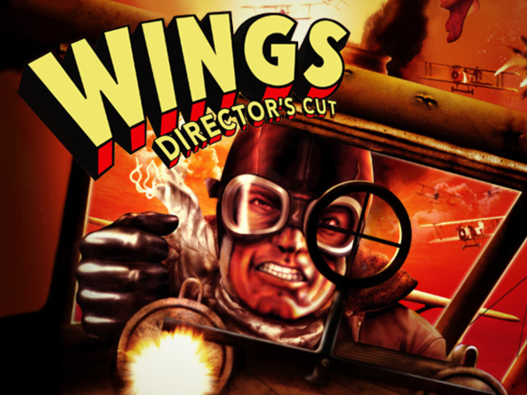 Wings: Director's Cut's video poster