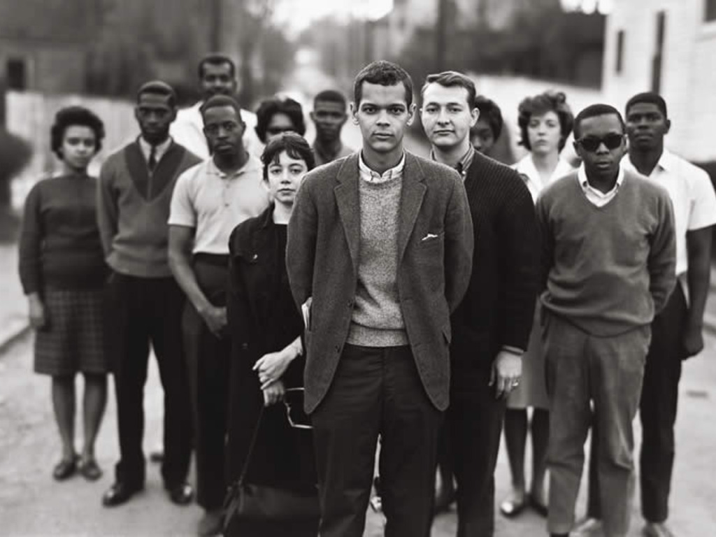 Julian Bond: Reflections from the Civil Rights Movement's video poster