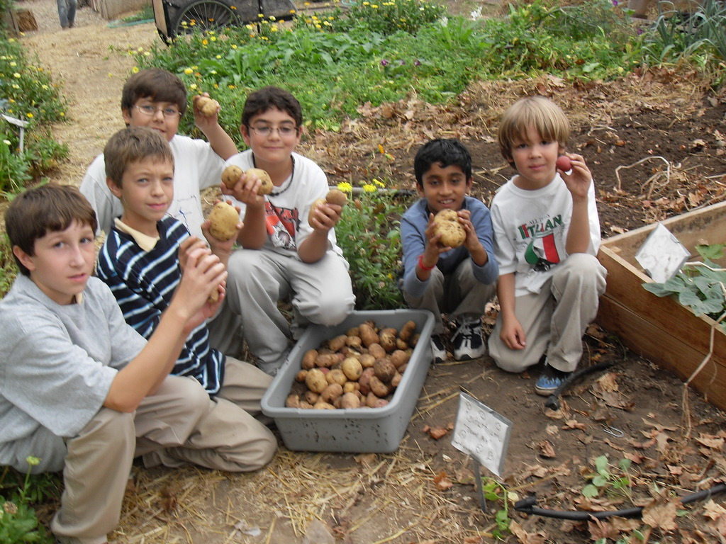 Maharishi School Seed to Table Kitchen's video poster