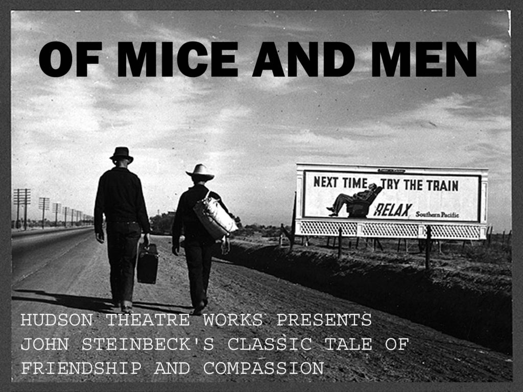 OF MICE AND MEN's video poster