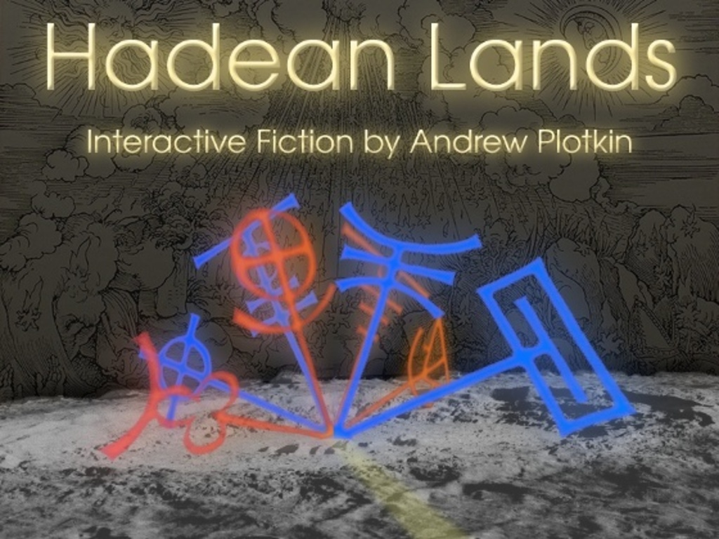 Hadean Lands: Interactive Fiction for the iPhone's video poster