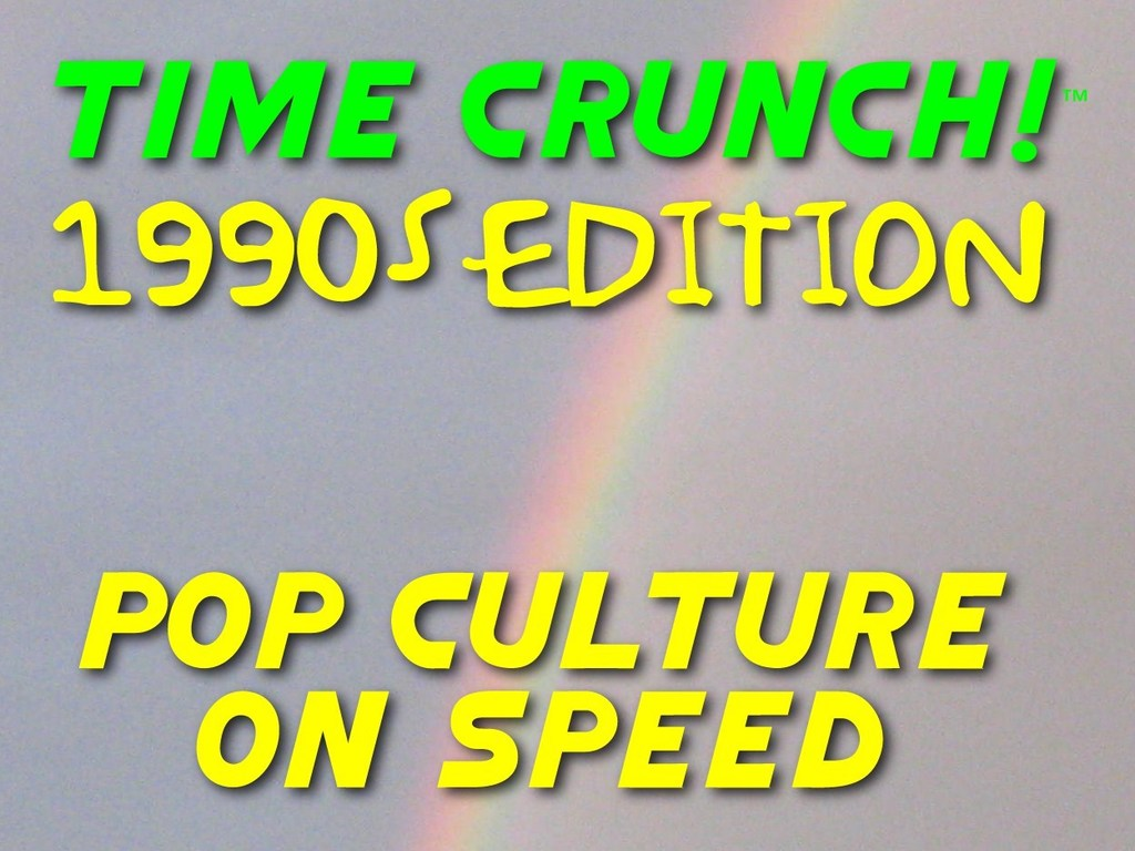 Time Crunch! Unique Fast Paced Pop Culture Card Game's video poster