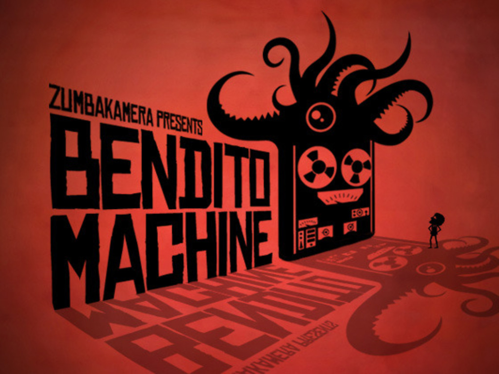 Bendito Machine's video poster