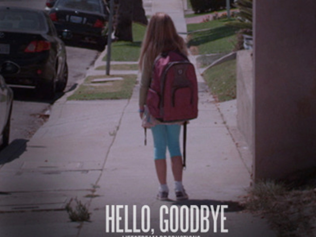 Hello,Goodbye Short Film Post Production's video poster