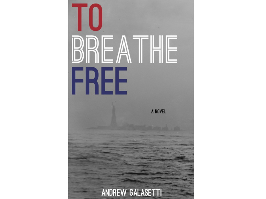 To Breathe Free - the first Great American e-Novel's video poster
