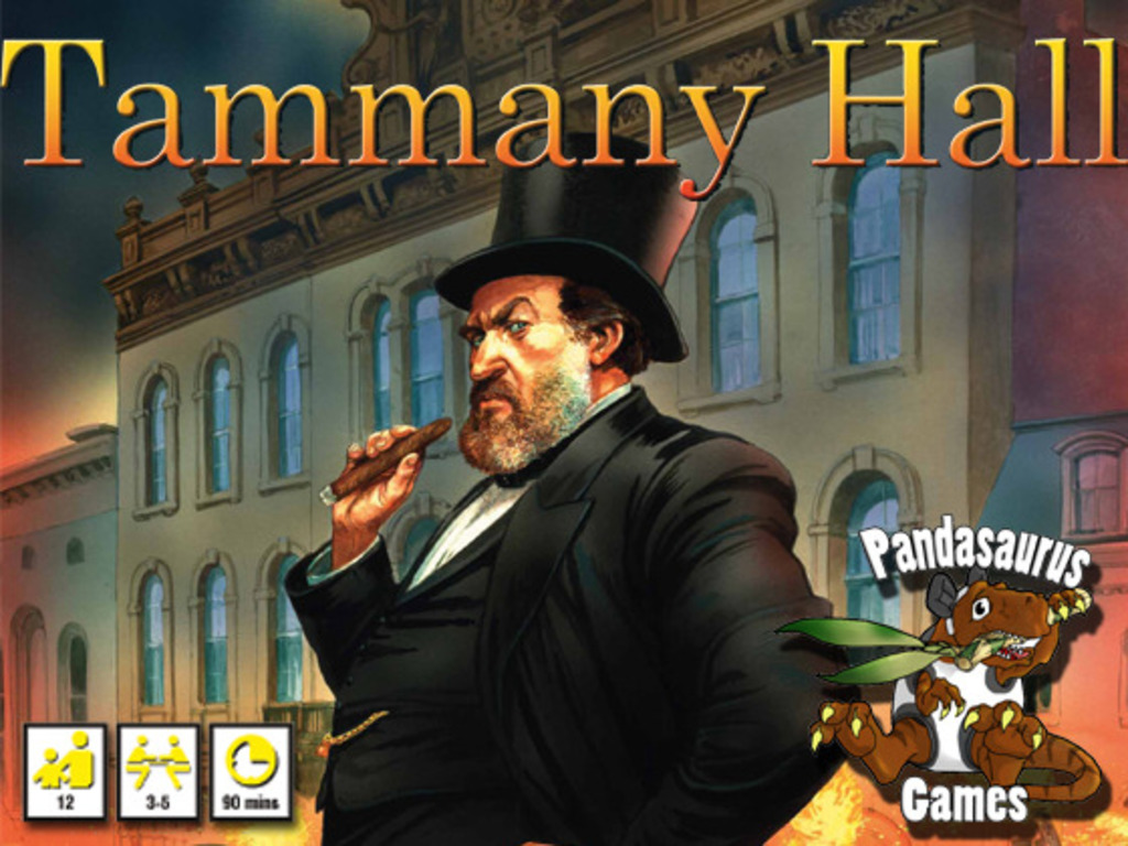 Tammany Hall's video poster