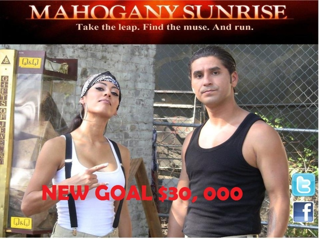 Mahogany Sunrise - Feature Film - Neo-Noir Romance Action's video poster