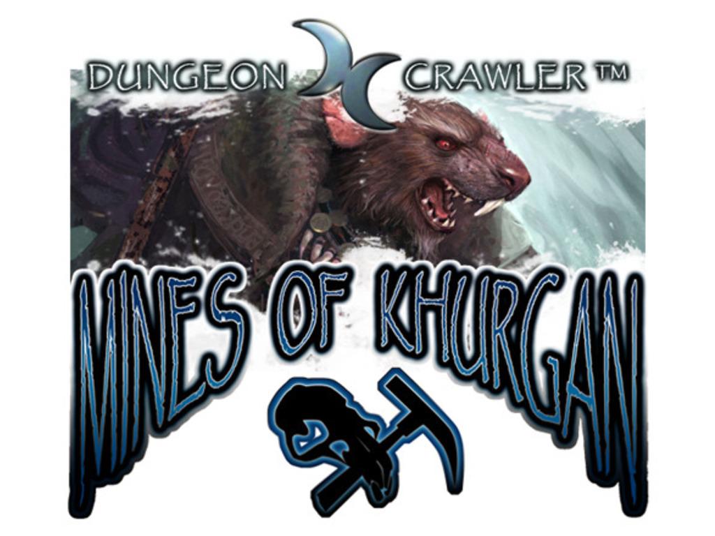 Dungeon Crawler ECG Mines of Khurgan Expansion!'s video poster