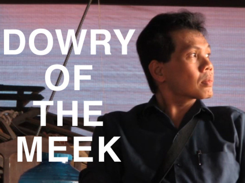 Dowry of the Meek - A Documentary on the Orphans of Vietnam's video poster
