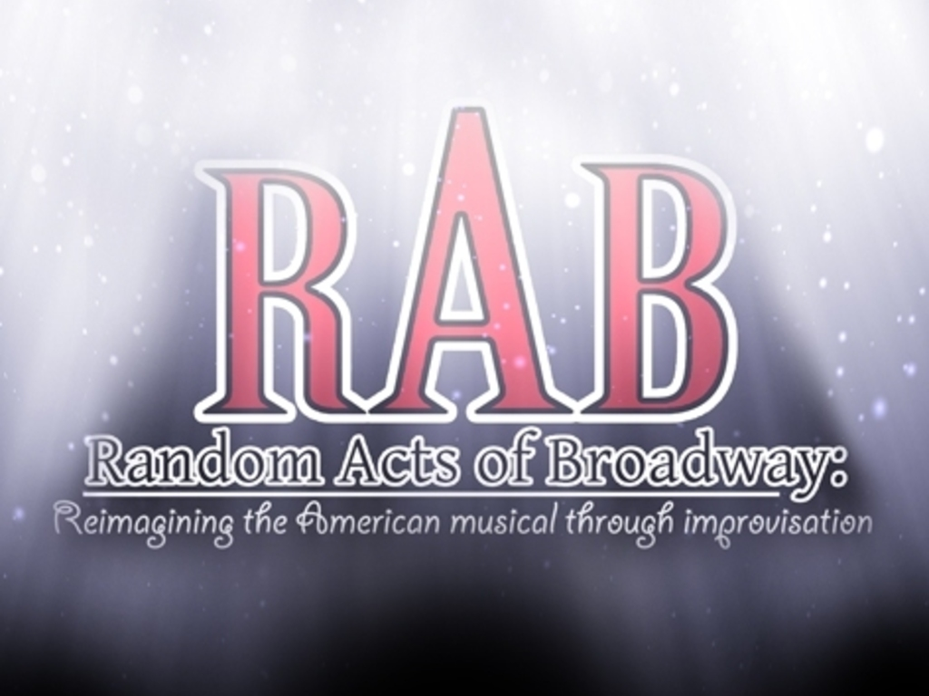 Random Acts of Broadway's video poster