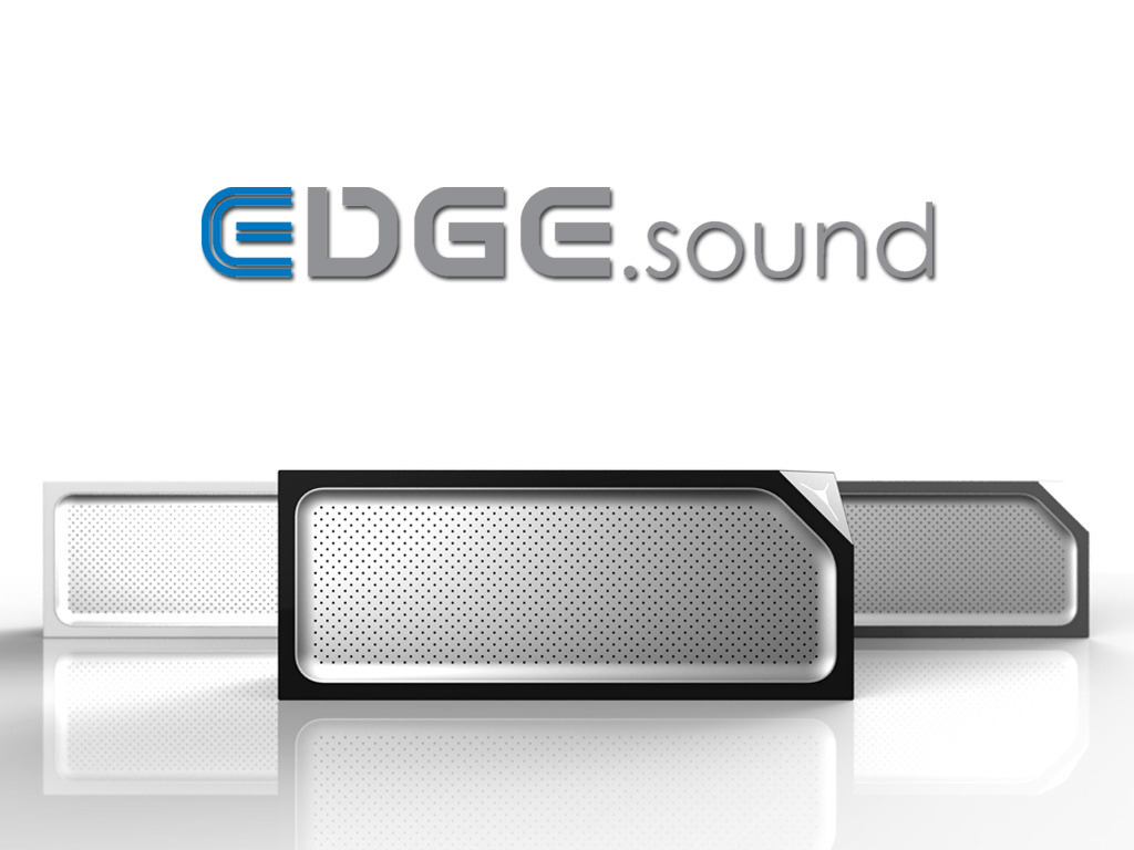 EDGE.sound: Bluetooth speaker for iPhone, iPad, and More's video poster