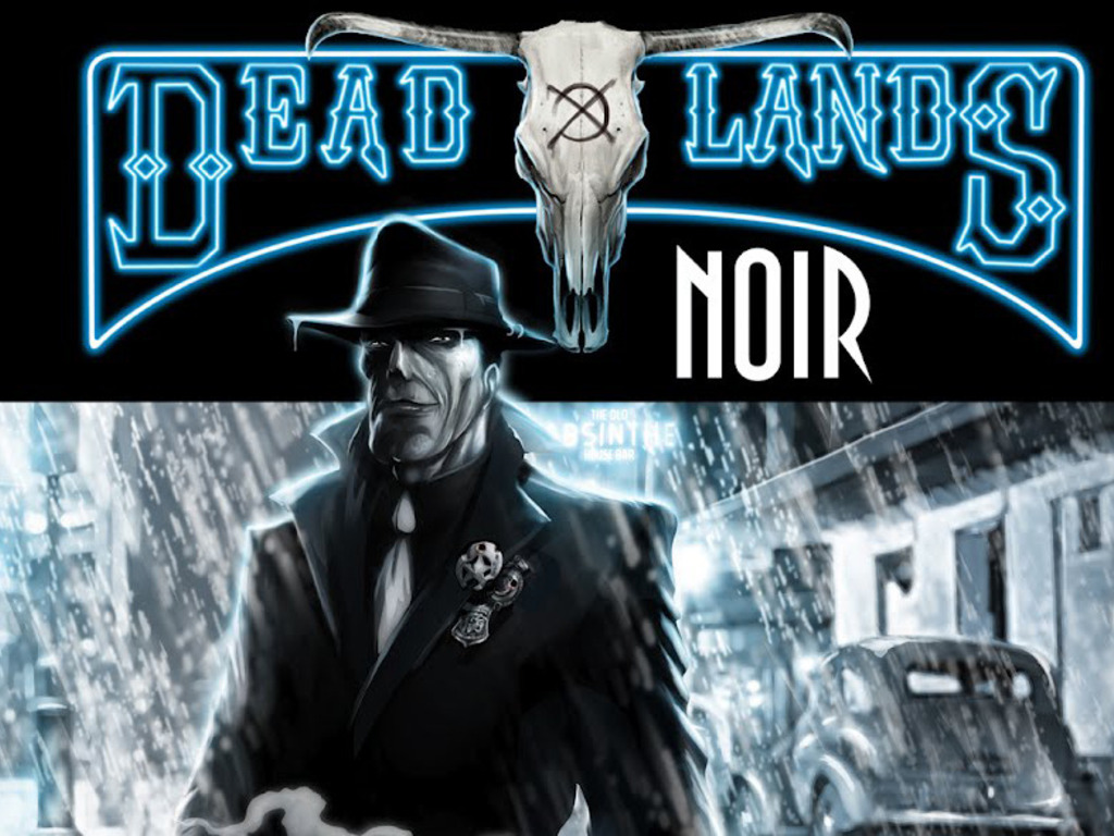 Deadlands Noir's video poster