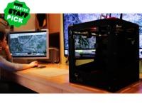 BoXZY Rapid-Change FabLab: Mill, Laser Engraver, 3D Printer