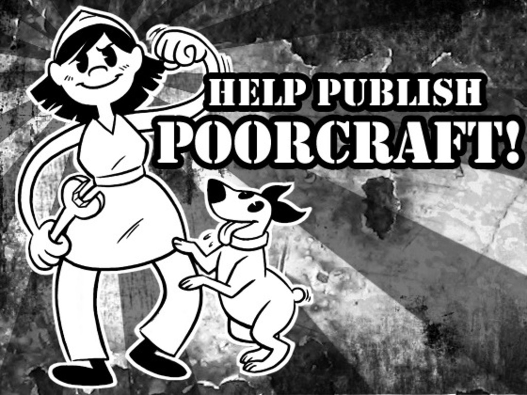 Poorcraft: A Comic Book Guide to Frugal Urban and Suburban Living!'s video poster