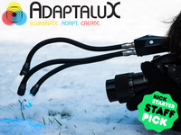 Adaptalux: An Adaptable Miniature Lighting Studio