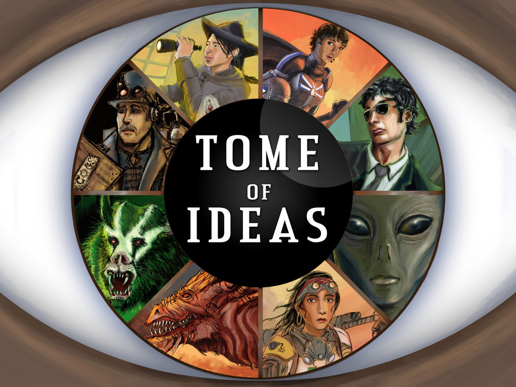 Tome of Ideas for Writers and Roleplayers (Canceled)'s video poster
