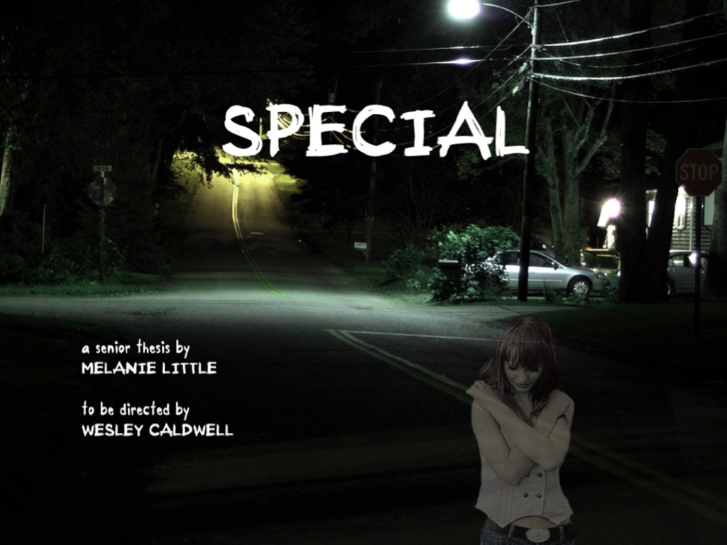 Special's video poster