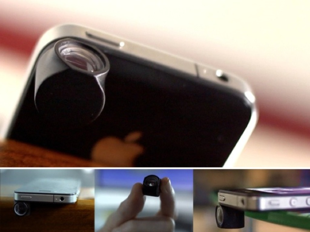 HiLO Lens - Creative Angle for iPhone & iPad Photography's video poster