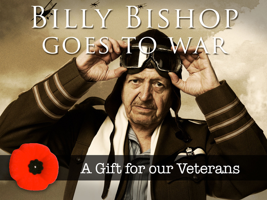Billy Bishop Goes to War: A Gift for our Veterans's video poster