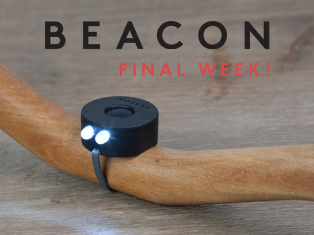 Beacon Bike Lights · A light that lives on your bicycle.'s video poster