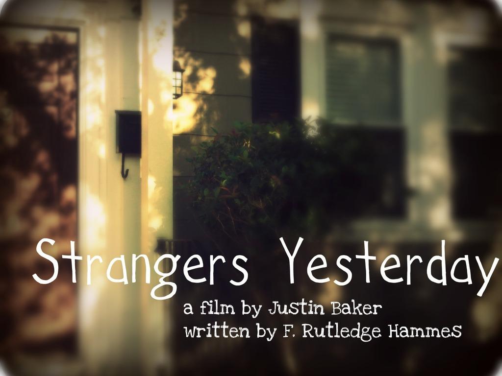 Strangers Yesterday's video poster